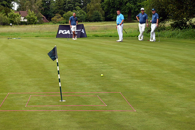 The fiendish Putting Competition